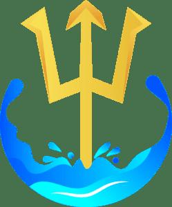 trident plumbing logo